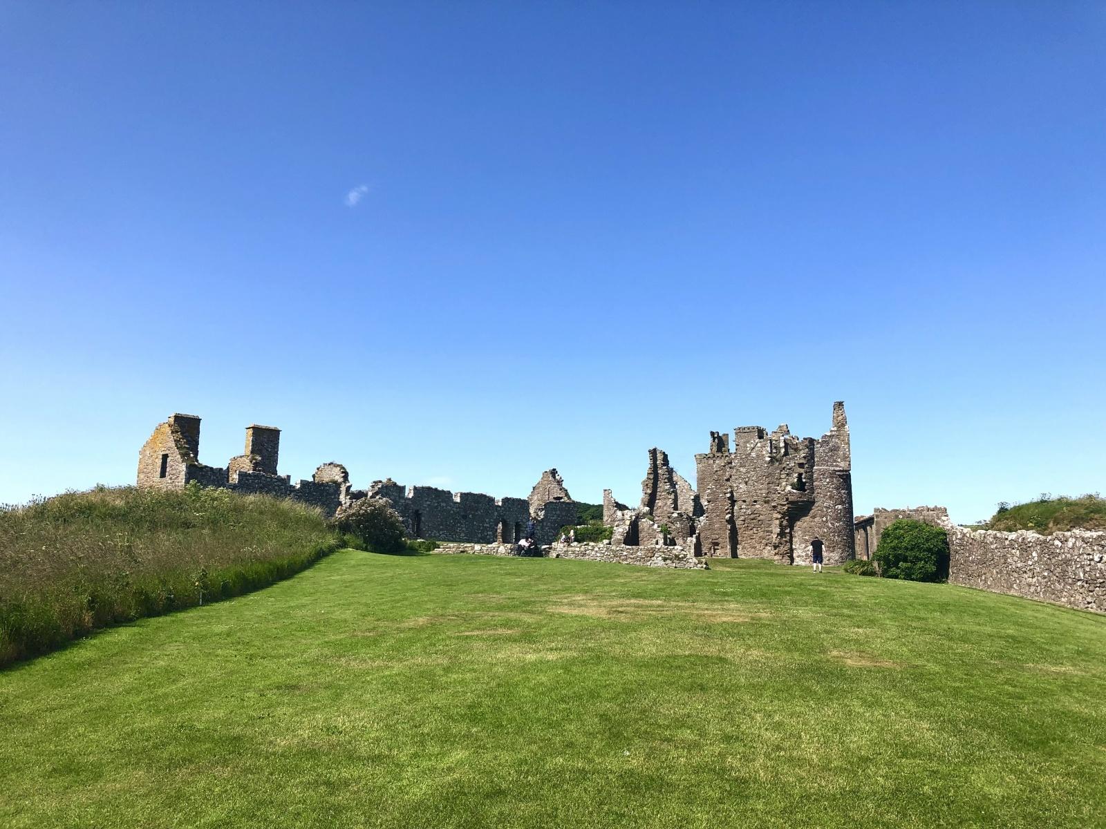 Dunnottar Castle Ruins