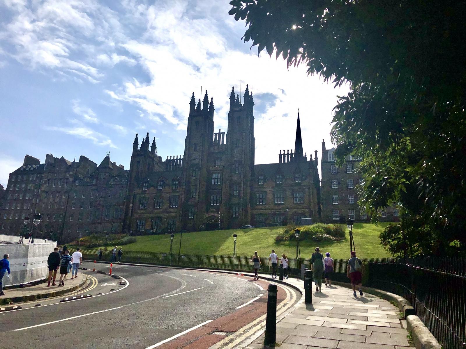 New College, The University of Edinburgh