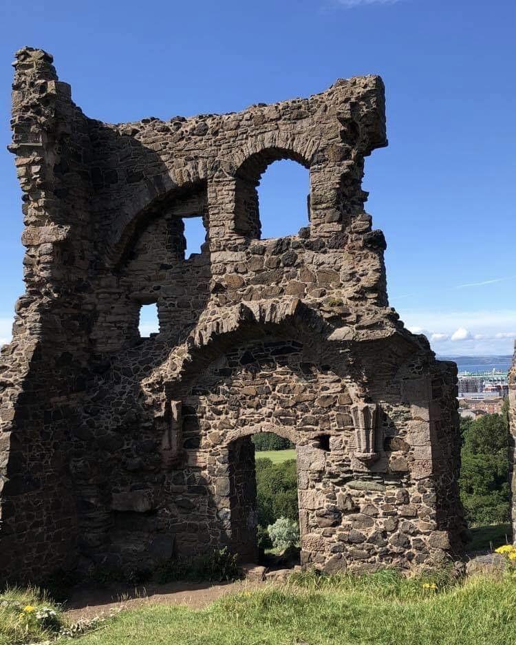 Saint Anthony's Chapel Ruins