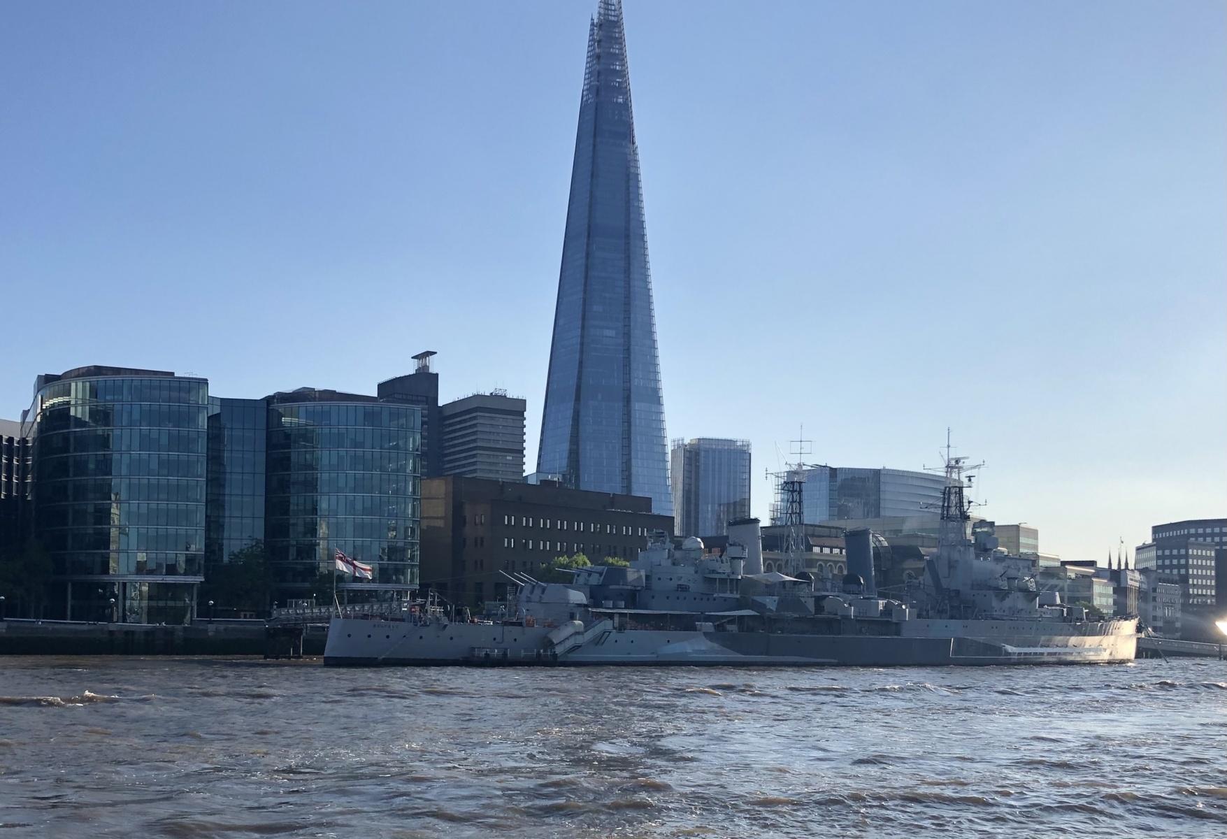The-Shard-HMS-Belfast