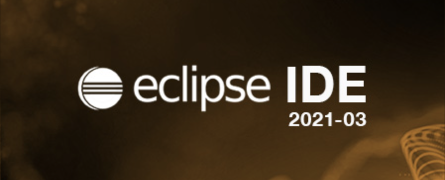 Eclipse opening screen