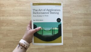 The Art of Application Performance Testing book